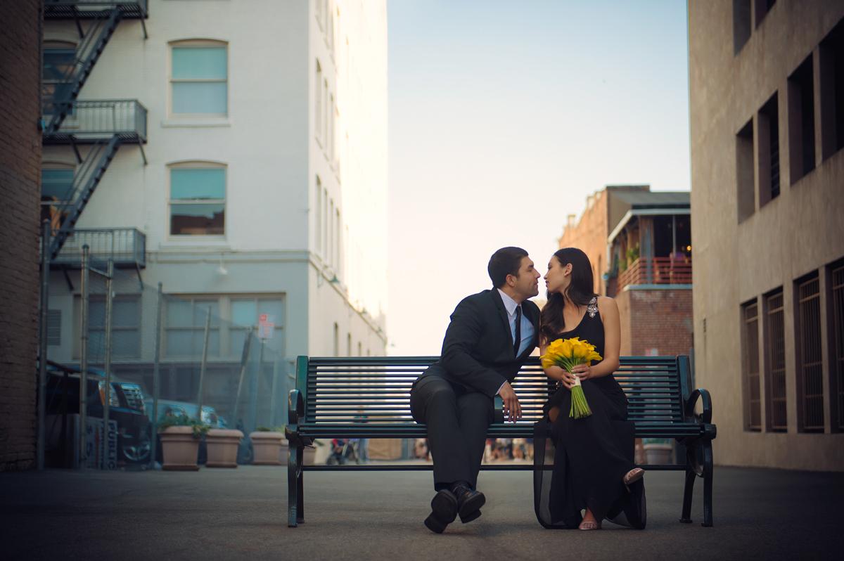 Pasadena Engagement