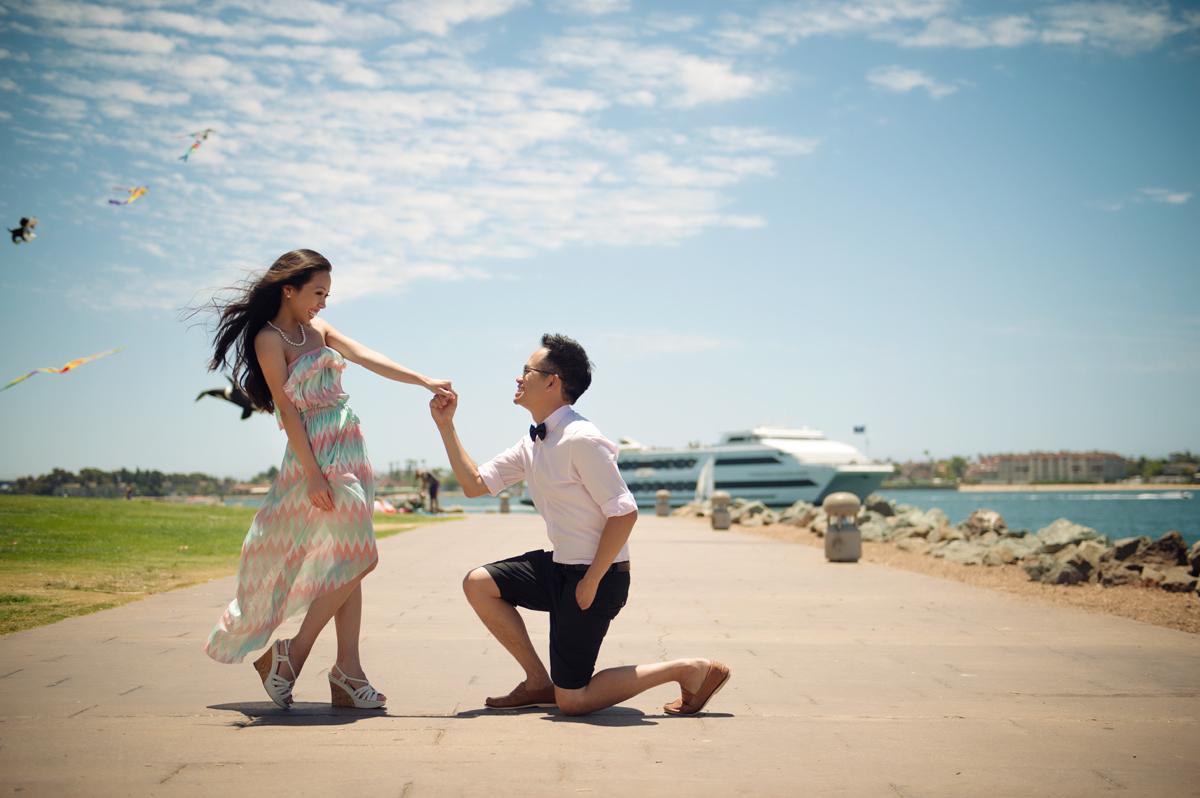 San Diego Engagement